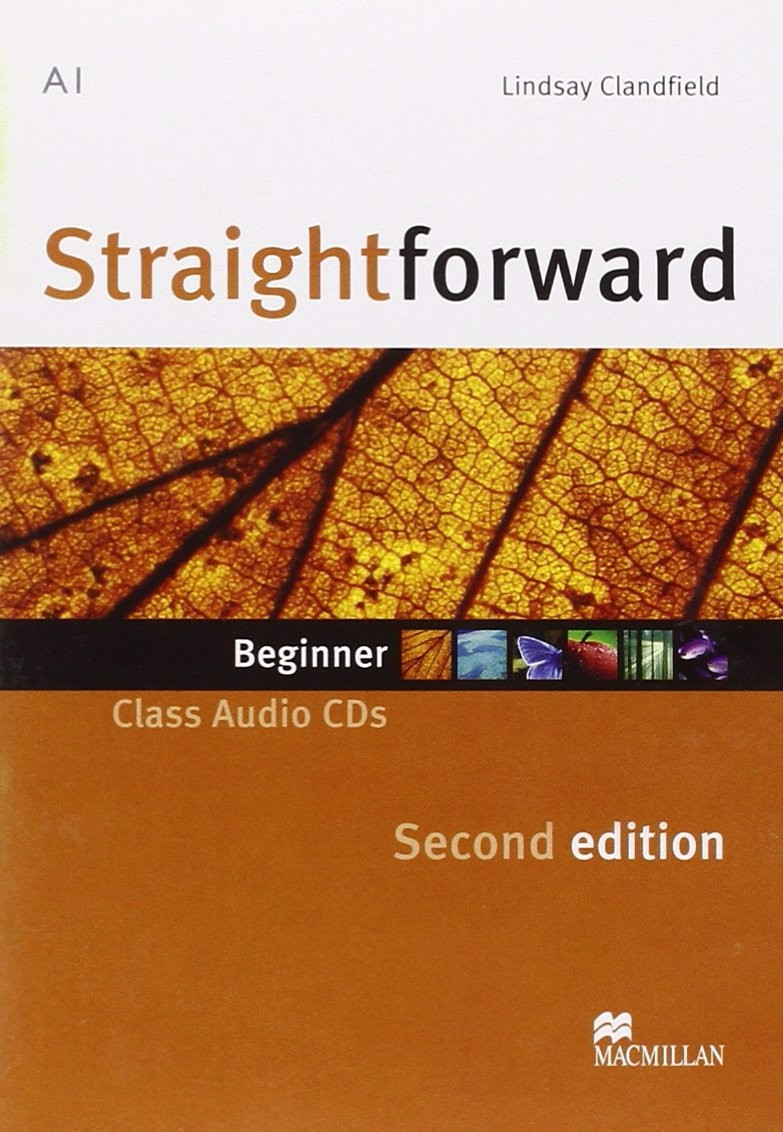 Straightforward (2 Ed.) Beg: Class Audio CD