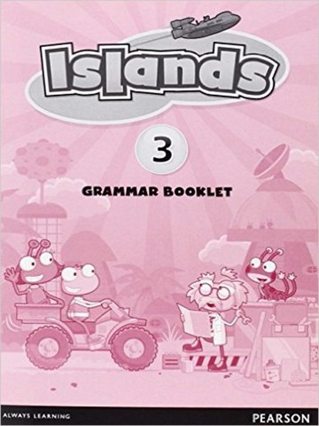 Islands: Lets Tm Booklet Grammar Reading Writing 3
