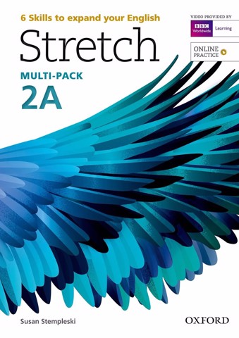 Stretch 2A: Student Book and Workbook Multi-Pack A (Pack)