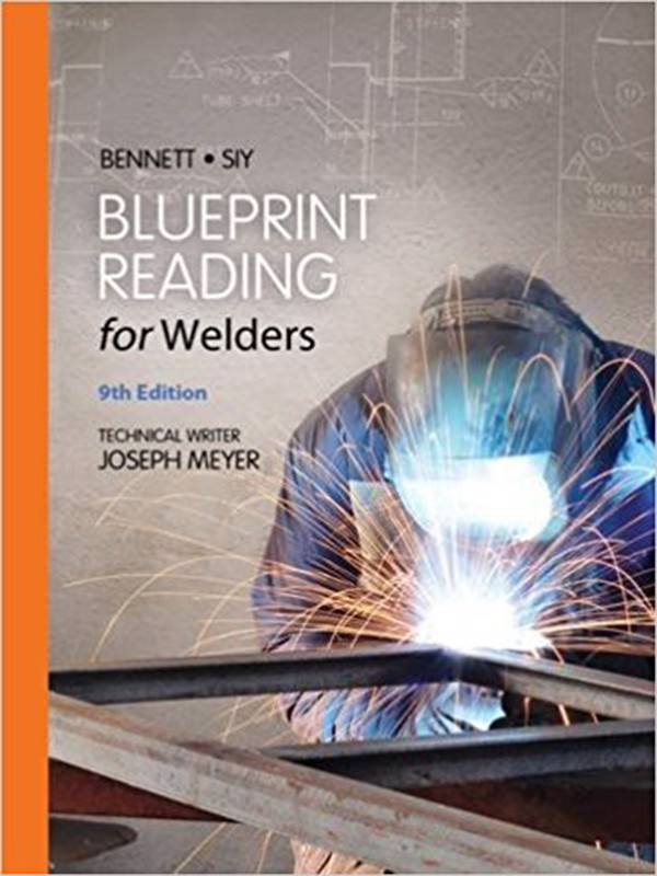 Blueprint Reading for Welders, Spiral bound Version