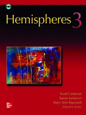 Hemispheres 3: Audio CD