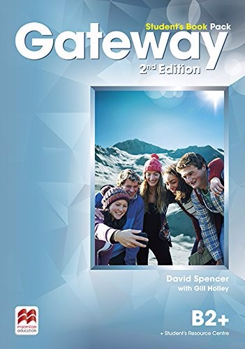 Gateway (2 Ed.) B2+: Student Book Pack