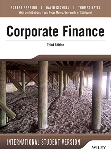 Fundamentals of Corporate Finance, 3rd edition, International Student version