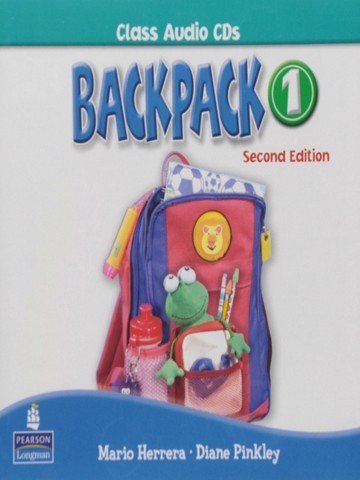 Backpack (2 Ed.) 1: Class Audio CD