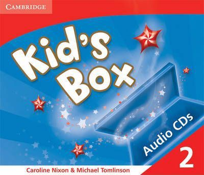 Kid Box 2: Audio CDs (3)