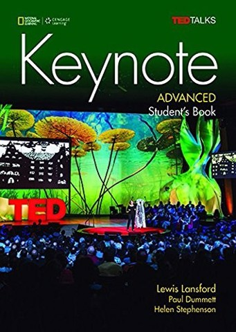 Keynote (Bre) Advanced : Studentsbook/Dvd/ Online  Workbook Code