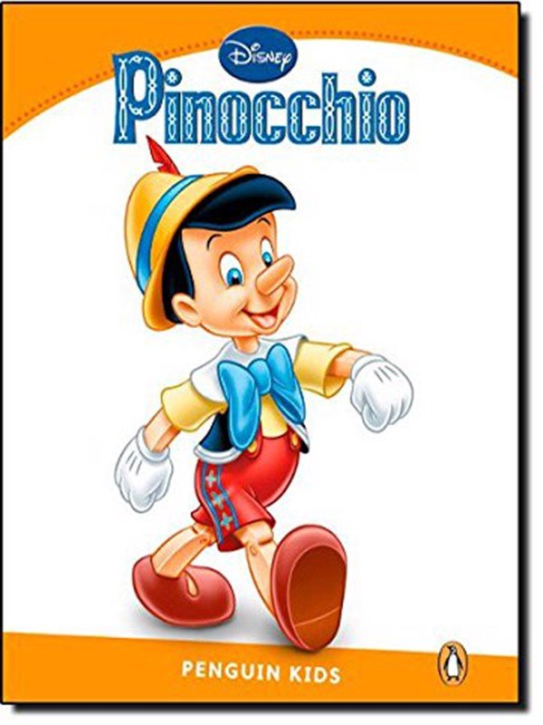 Pinocchio: Level 3 (Penguin Kids)