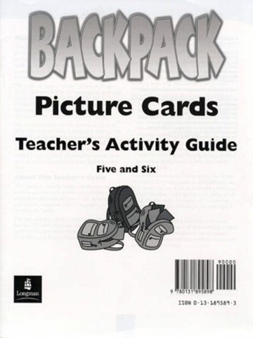 Backpack: Picture Cards Levels 5 6