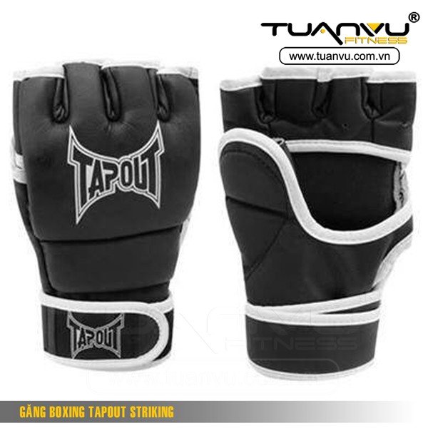 Găng tay boxing TAPOUT STRIKING, Gang tayboxing TAPOUT STRIKING, TAPOUT STRIKING, găng tay boxing, gang tay boxing