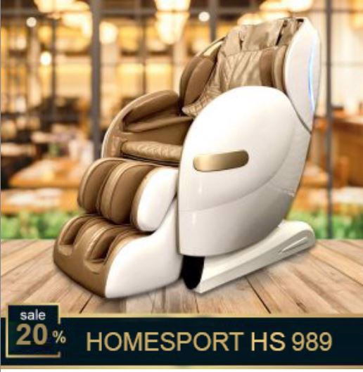 Ghế Massage HOMESPORT HS-989