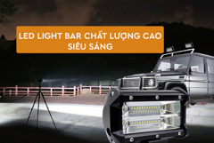 ĐÈN PHA LED LIGHT BAR