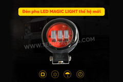 PHA CHIP LED MAGIC LIGHT - 45W
