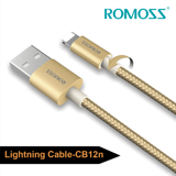 Cáp sạc iPhone/iPad Romoss Lightning Cable