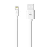 Cáp sạc lightning iPhone/iPad Boost Link PVC LK10AL Silicon Power