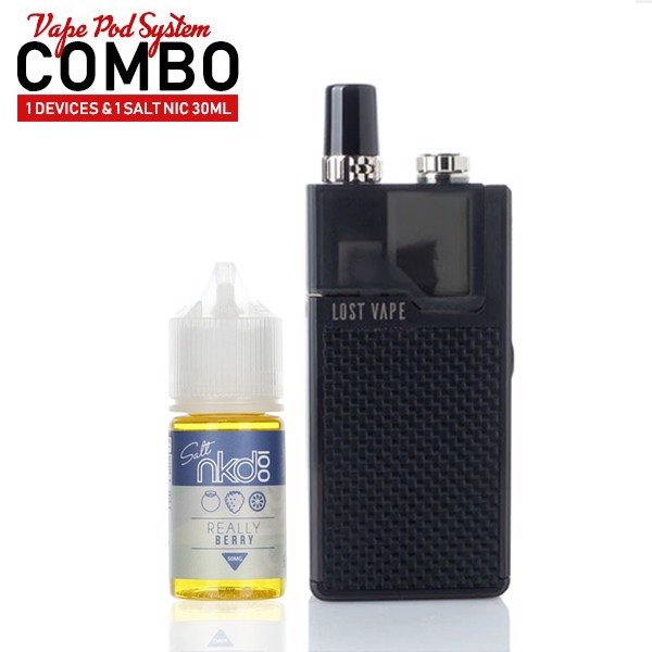 COMBO 1100K [ ORION Q và SALT NIC 30ml ]
