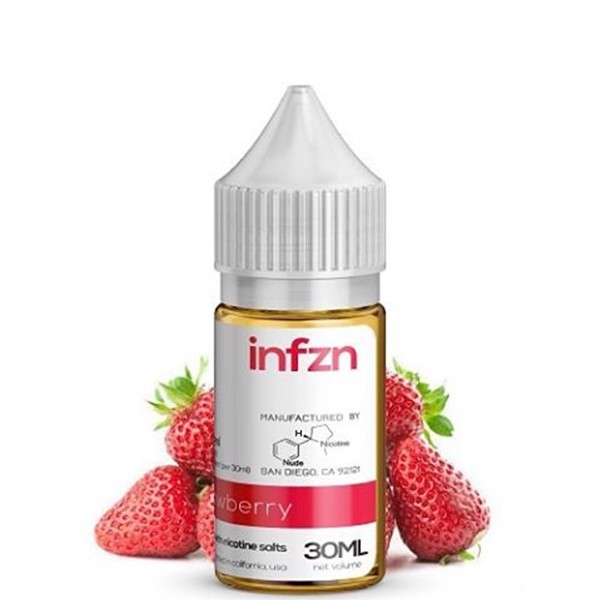 INFZN STRAWBERRY - SALT NIC