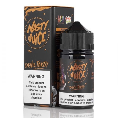 NASTY E-JUICE DEVIL TEETH ( Vị dưa gang lạnh )