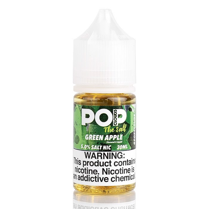 POP CLOUDS Green Apple ( Vị táo xanh )