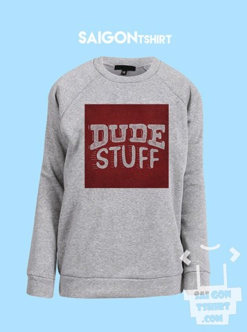 Áo ấm sweater  - Dude stuff - sweater-122