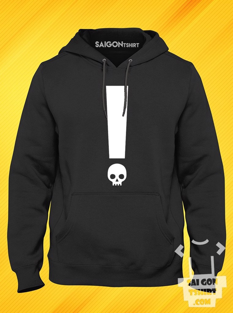 Áo khoác Hoodie Cẩn thận nha - Always be careful - Always proceed with caution - Sweater-005