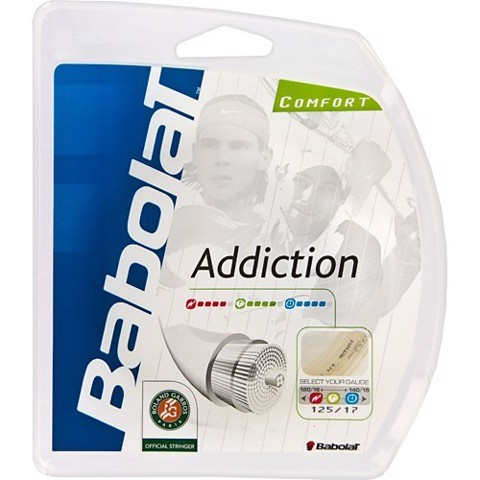 Babolat Addiction 17 - dây mềm (24115)