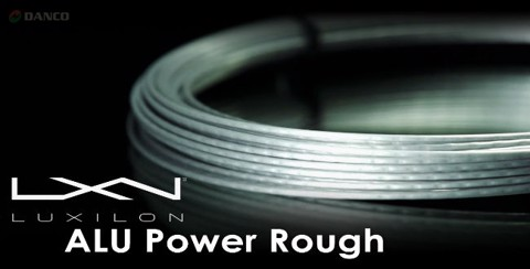 Luxilon ALU POWER ROUGH 125  - dây căng 1 vợt (WRZ990200)