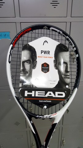 HEAD GRAPHENE TOUCH SPEED PWR 2017 255GRAM (232007)