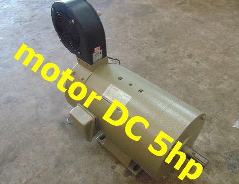 Motor DC Dolin Đài Loan