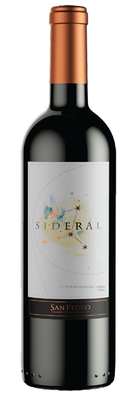 Vang Sideral Red (2010)