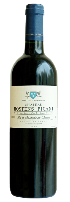 Vang Chateau Hostens - Picant Rouge