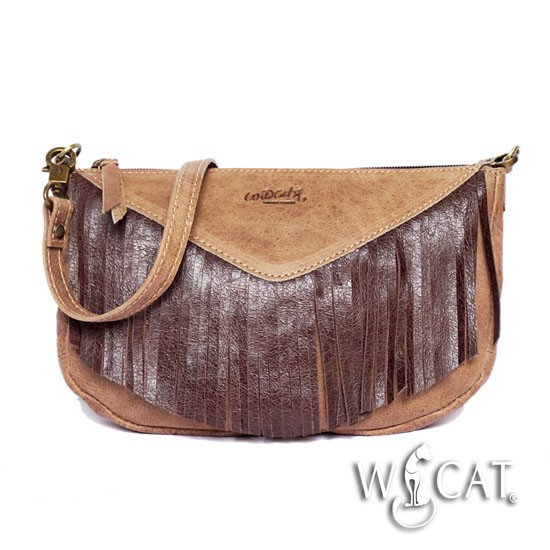 10742016 -  TASSELS CROSS-BODY Bag
