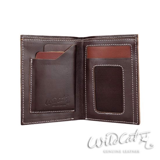 30412015 - INSPIRATED VERTICAL TWO TONE Wallet