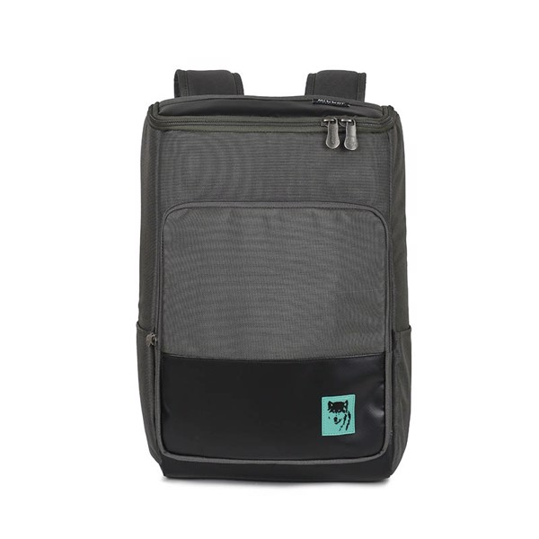 Balo Cao Cấp The Victor Backpack Dark Mouse Grey