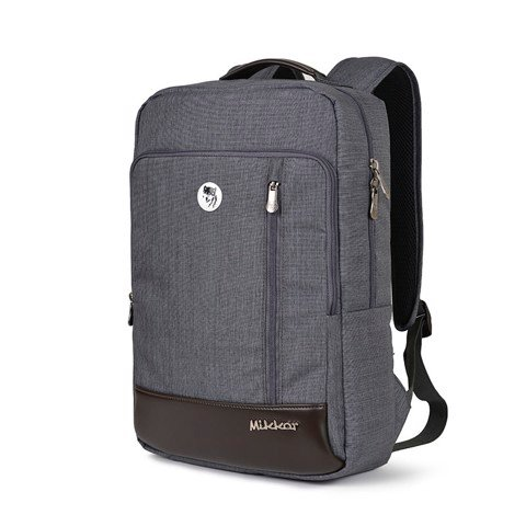 Ba Lô Đi Học The Ralph Backpack Dark Mouse Grey