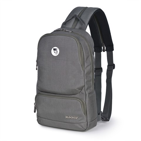 Balo The Betty Slingpack Dk Mouse Grey