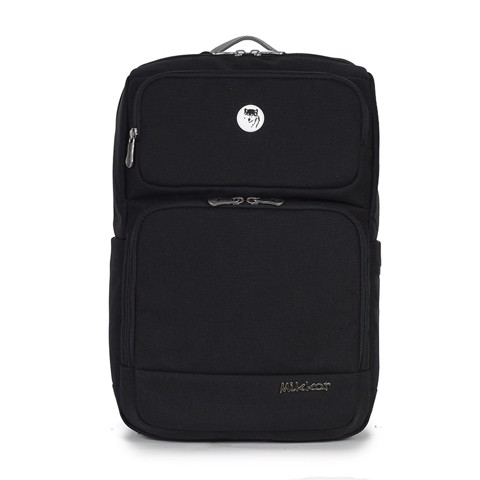 Balo Laptop Mikkor The Ives Black