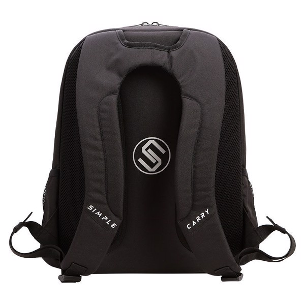 Quai đeo Balo Laptop Simplecarry Cain Black