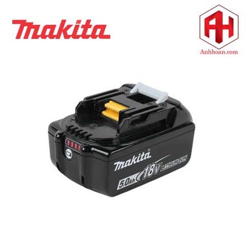 Pin Makita 18V 5.0Ah BL1850B Li-Ion