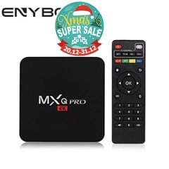TV Box MXQ Pro S905W 1GB/8GB
