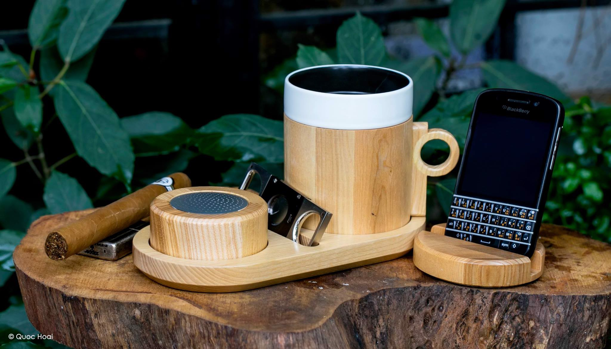 Set Big Cup & Bluetooth Speaker