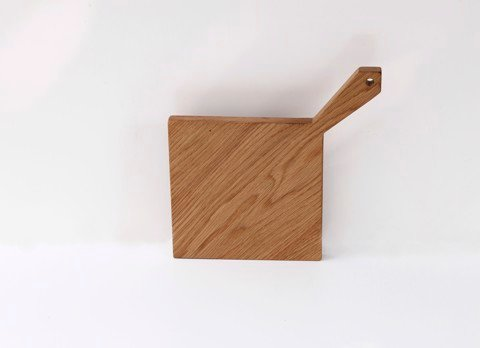 Square Seving tray with Handle