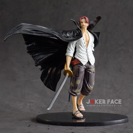 Mô hình Akagami no Shanks - Figure Colosseum - SCultures - Zoukeiou Choujoukessen World Vol.2 - One Piece