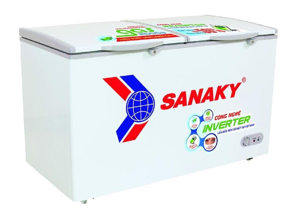 Tủ đông Sanaky VH 4099W3 2 ngăn 400L