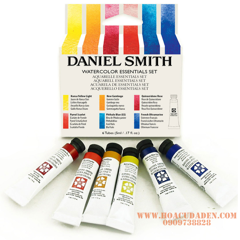 Màu Nước Daniel Smith Essentials Set 5ml tubes