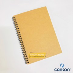 Sketchbook Canson France 225gsm A4