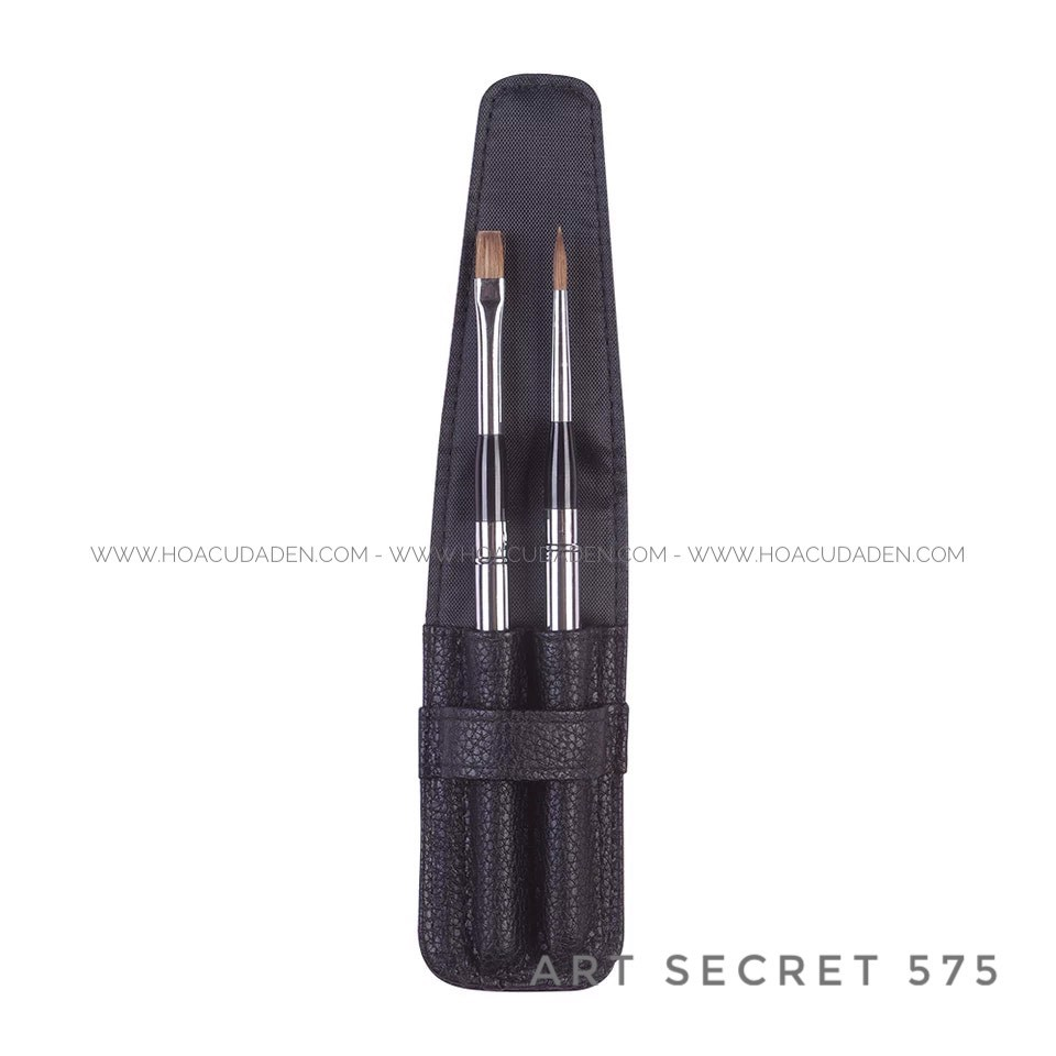 Set 2 Cọ Travel Lông Chồn, Lông Sóc Art Secret 575 / 676