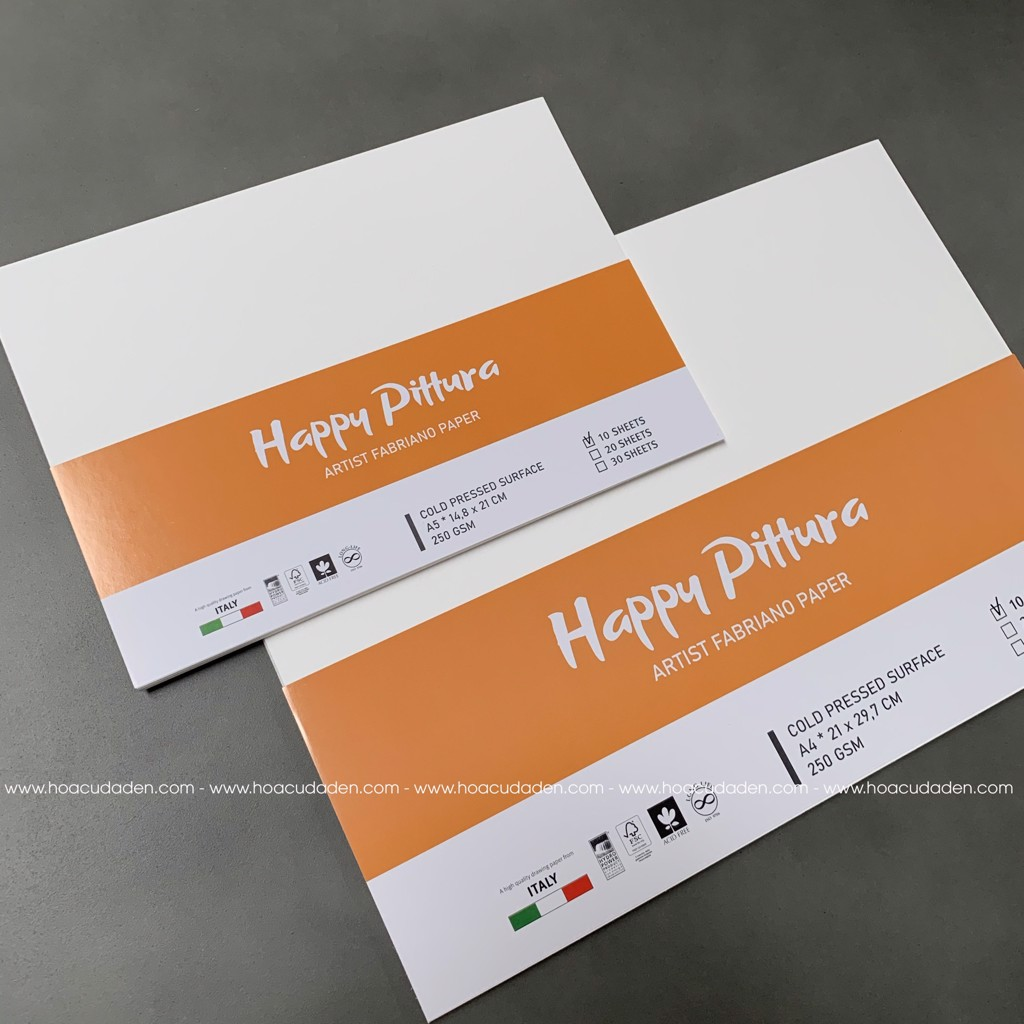 Giấy Happy Pittura 250gsm
