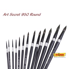 Cọ Vẽ Round Art Secret 950 SQ