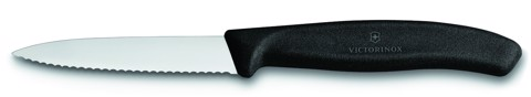 Victorinox Paring Knives (navy edge) black