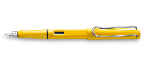 Bút mực LAMY safari (Yellow)